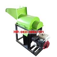 Mesin Pencacah Rumput / Mesin Pencacah Kompos - Mesin Pencacah Sampah Organik