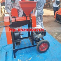 Ari Peeler Machine Wheeled Mini Dry Coffee Capacity 200-250 Kg / Hour 1