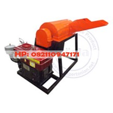 Palm Fronds Chopper Machine For Animal Feed
