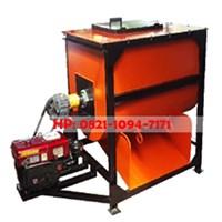 Mesin Mixer Kompos Kapasitas 30-60 Kg/Batch