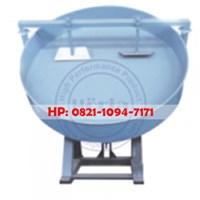 Mesin Granulator Kompos / Pupuk Organik