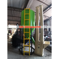 Coffee Bean Drying Machine / Vertical Coffee Bean Machine - Coffee Bean Processing Machine 1