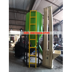 Coffee Bean Drying Machine / Vertical Coffee Bean Machine - Coffee Bean Processing Machine