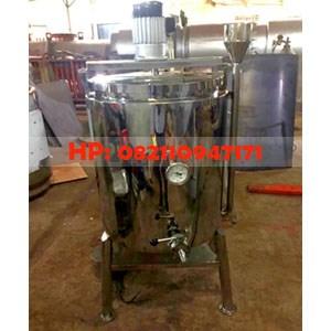 Dari Mesin Pasteurisasi 0