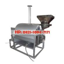 Mesin Sangrai  Biji Kemiri 10 kg / batch