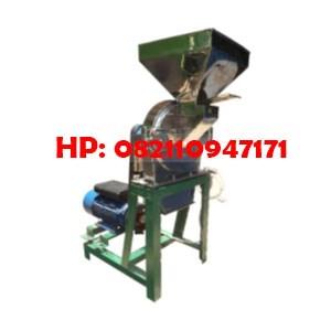 Mesin Penepung Sagu (Disk Mill) Stainless Steel