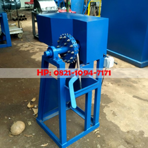 Coconut Coating Pulverizer Machine - Coconut Coating Peeling Machine