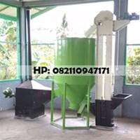 Mesin Vertical Dryer dengan  Elevator - Mesin Pengering  Biji Kopi