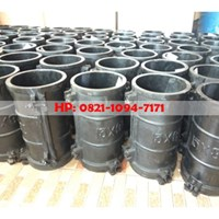 Cetakan Silinder Beton / Concrete Cylinder Mold