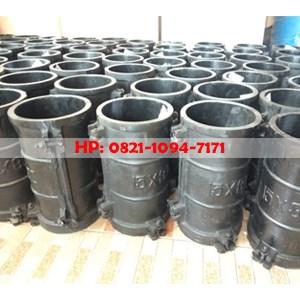 Dari Cetakan Silinder Beton / Concrete Cylinder Mold 0