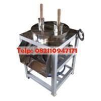 Mesin Pengiris Kentang (Potato Slicer)  - Disk Aluminum