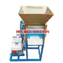 Alat dan Mesin Pengupas Kulit Kopi Basah / Mesin P