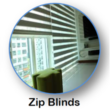 Zip Blinds