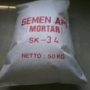 Semen Api Mortar Sk - 34