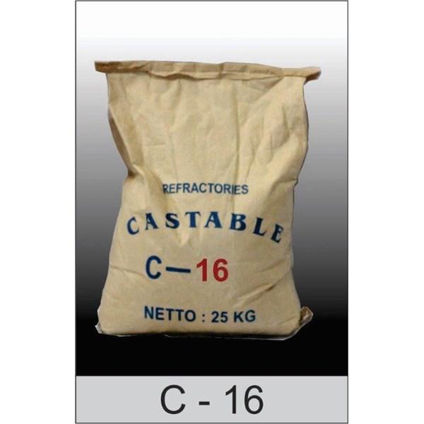 Bata Castable C 16