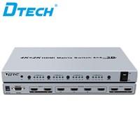 Matrix HDMI Switch D-Tech DT-7444