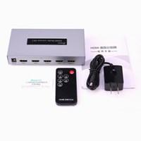 HDMI Switch Multi Viewer 4x1 DETCH DT-7056A