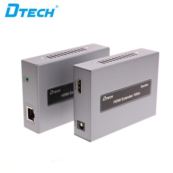 HDMI Extender 100 M dengan IR DT-7054B