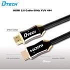 Kabel HDMI V2.0 10M DTECH DT-H301 1