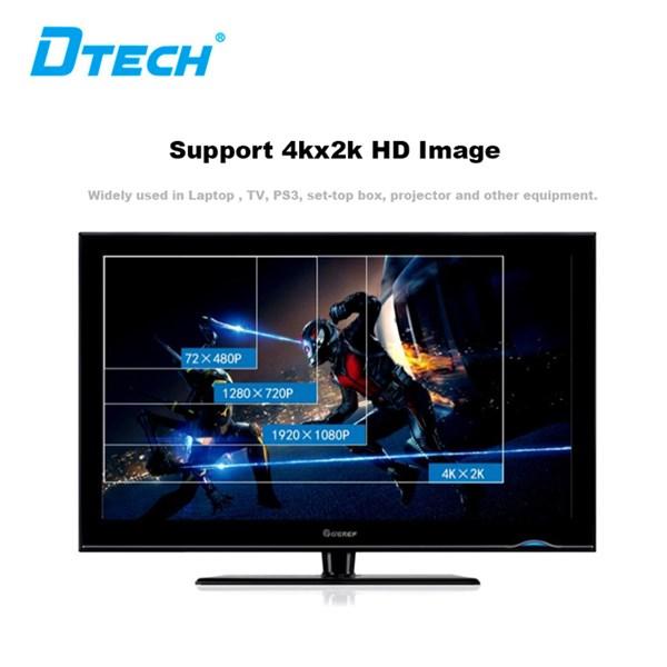 Kabel HDMI V2.0 10M DTECH DT-H301