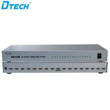 HDMI Splitter 4K  1x16 + adaptor DT-7416