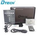 HDMI Switcher 3x1 + adaptor + remote DT-7018 2