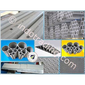 Plat Stainless Seamless