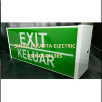 Exit Box Model Box 1 Sisi
