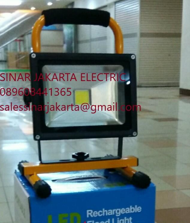Jual Lampu Emergency Portable 20 W Harga Murah Jakarta