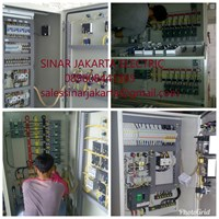 Box Panel Listrik Stainless Steel