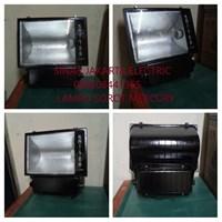 Lampu Sorot Metal Halide Kaiser 250 W/400 W
