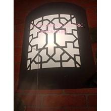 Lampu Dinding Outdoor Philips 17131
