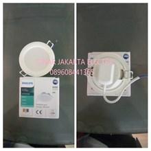 Lampu Downlight Panel LED 8 Watt DN020B Philips