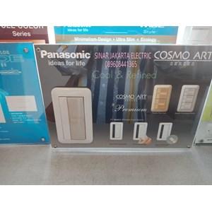 Saklar Cosmo Art Series Panasonic