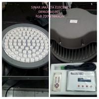 Lampu Sorot RGB S2078 200W Nikkon