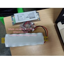 Emergency Batery power supply for E27 bulbs