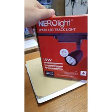 15 Watt Track Light Nero Light