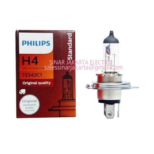 Lampu Halogen Mobill H4