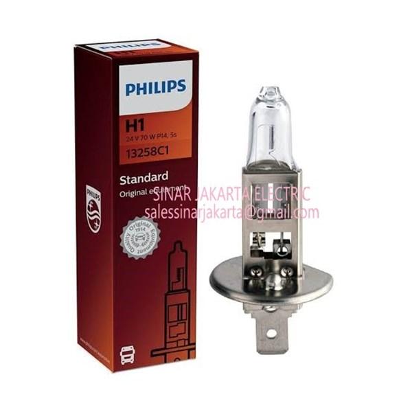 Car Halogen Lamp H1