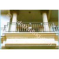 Balkon Stainless Bk-133 1