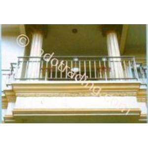 Balkon Stainless Bk-133