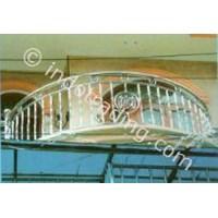 Balkon Stainless Bk-135 1