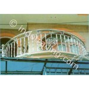 Balkon Stainless Bk-135
