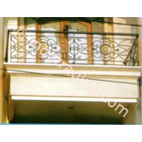 Balkon Tipe 9 1