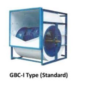Centrifugal Fan Tipe GBC-1 Standard