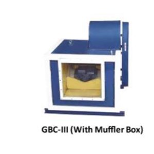 Centrifugal Fan Tipe GBC-III With Muffler Box