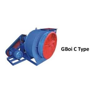 Contrifugal Fan Boiler Tipe GBoi-C