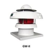 Axial Fan Fiber Roof Glass Tipe GW-II 1