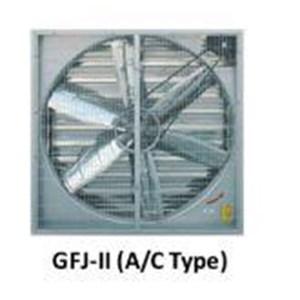 Axial Fan Tipe GFJ-II A-C