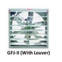 Axial Fan GFJ-II With Louver 1